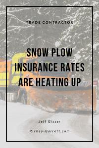 Snow plow blog